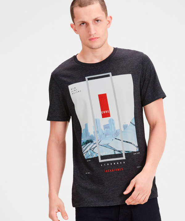 camiseta ramones hombre