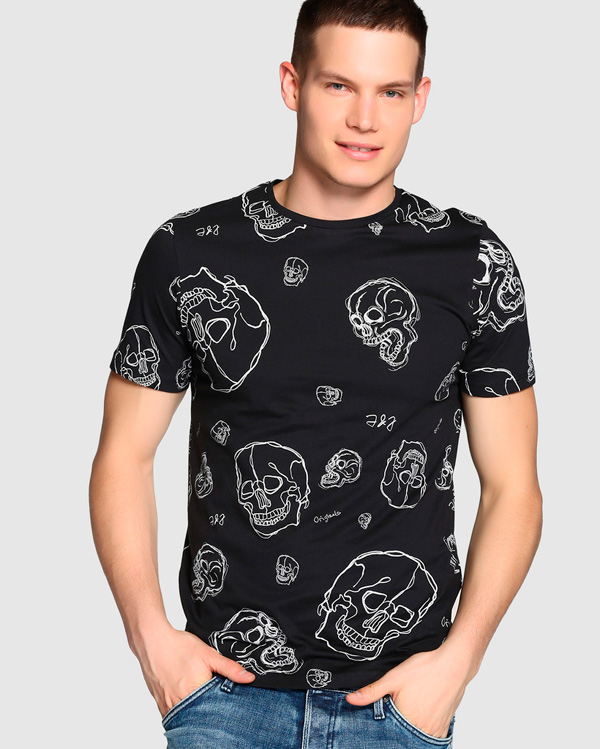 jack and jones camisetas