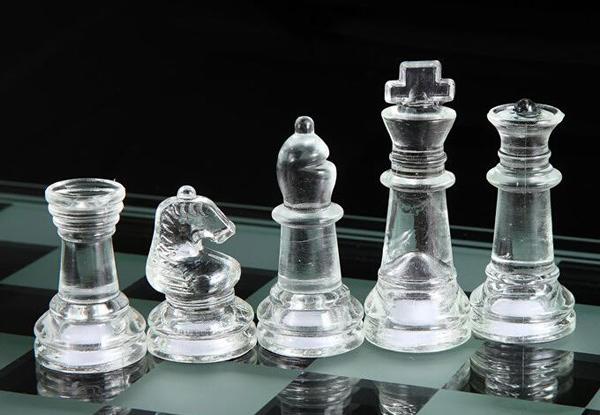 comprar ajedrez de cristal online