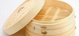 Dónde comprar una vaporera de bambú barata