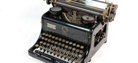 Dónde puedo comprar una máquina de escribir antigua