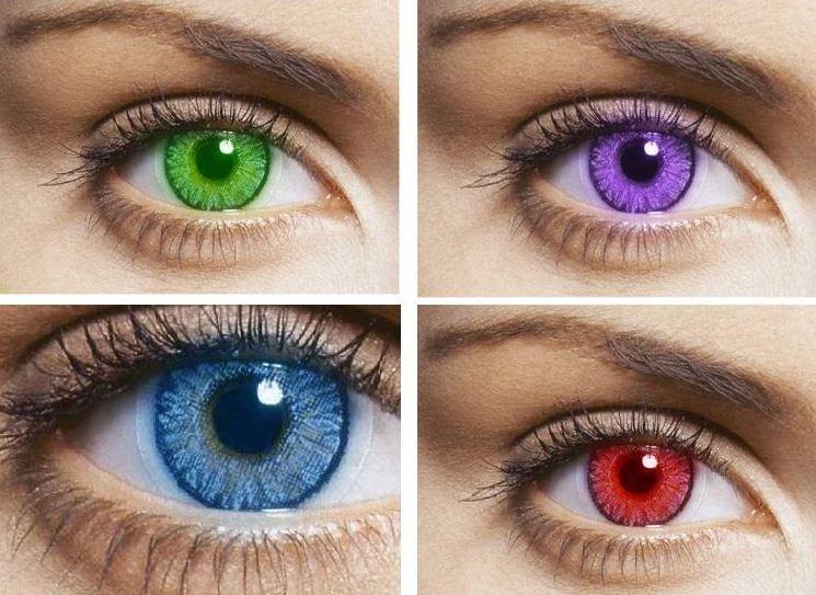lentillas de colores baratas por internet