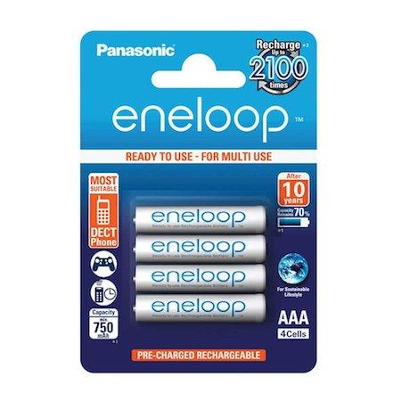 baterías para teléfonos inalámbricos panasonic
