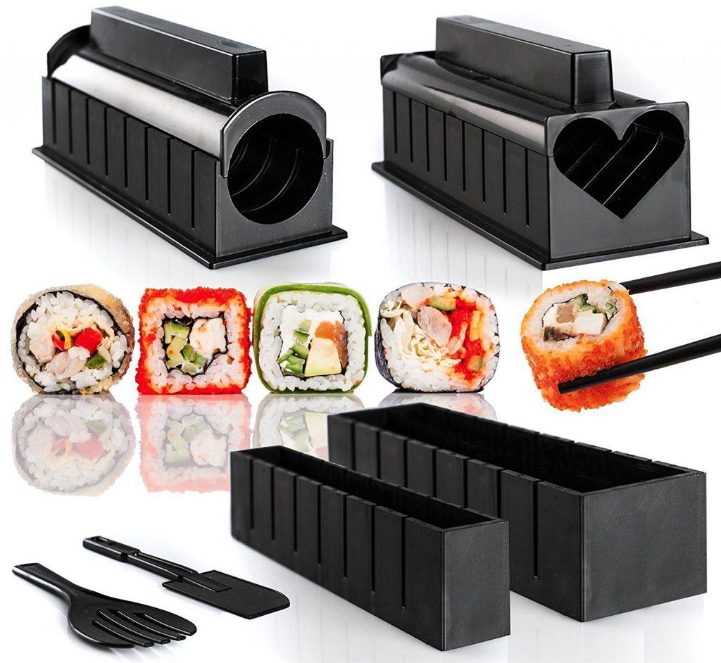 juegos para cocinar sushi